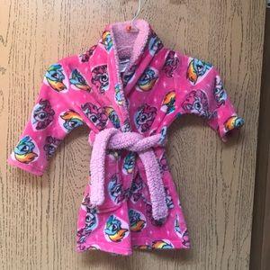 Pony robe